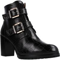Schoenen Dames Enkellaarzen Joni 19006J Zwart