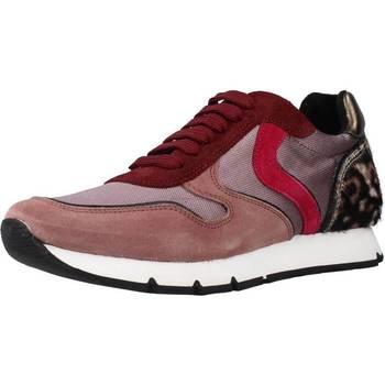Schoenen Meisjes Lage sneakers Voile Blanche LIAM LACCIO Roze