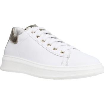 Schoenen Meisjes Lage sneakers Naturino PORTER Wit