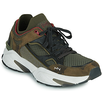 Schoenen Heren Lage sneakers Skechers KRAZ - THURSTON Brown