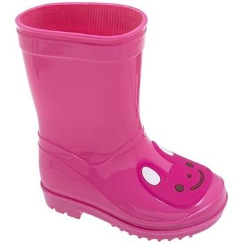 Schoenen Meisjes Regenlaarzen Chicco 24812-18 Roze
