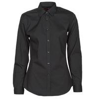 Textiel Dames Overhemden BOTD OWOMAN Zwart