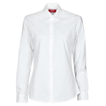 Textiel Dames Overhemden BOTD OWOMAN Wit