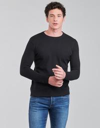 Textiel Heren Truien BOTD OLDMAN Zwart