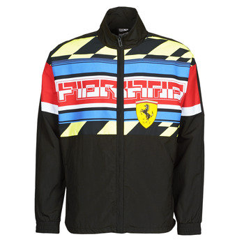 Textiel Heren Wind jackets Puma STREET JACKET Zwart