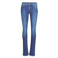 Textiel Dames Bootcut jeans Replay LUZ Super / Light / Blauw