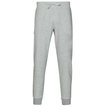 Textiel Heren Trainingsbroeken Polo Ralph Lauren PANTALON DE JOGGING EN DOUBLE KNIT TECH LOGO PONY PLAYER Grijs