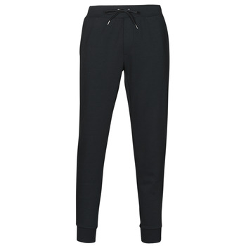 Textiel Heren Trainingsbroeken Polo Ralph Lauren PANTALON DE JOGGING EN DOUBLE KNIT TECH LOGO PONY PLAYER Zwart
