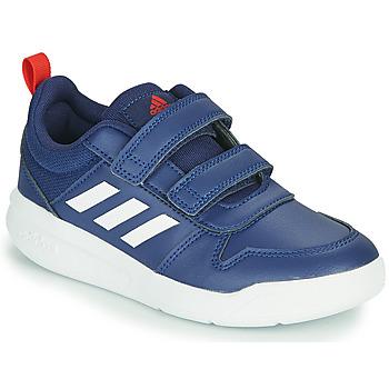 Schoenen Kinderen Lage sneakers adidas Performance TENSAUR C Blauw / Donker