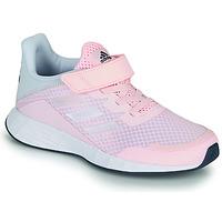 Schoenen Meisjes Lage sneakers adidas Performance DURAMO SL C Roze