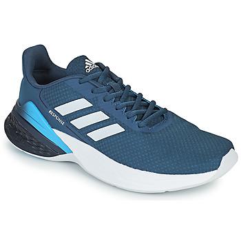 Schoenen Heren Running / trail adidas Performance RESPONSE SR Blauw
