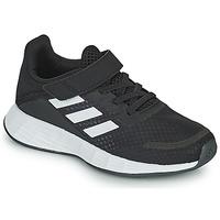 Schoenen Kinderen Lage sneakers adidas Performance DURAMO SL C Zwart / Wit