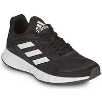 Schoenen Kinderen Lage sneakers adidas Performance DURAMO SL K Zwart / Wit