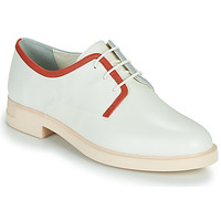 Schoenen Dames Derby Camper TWINS Wit
