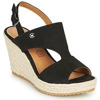 Schoenen Dames Sandalen / Open schoenen Chattawak JACINTHE Zwart