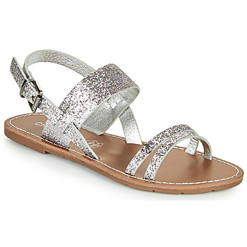 Schoenen Dames Sandalen / Open schoenen Chattawak MONIA Zilver