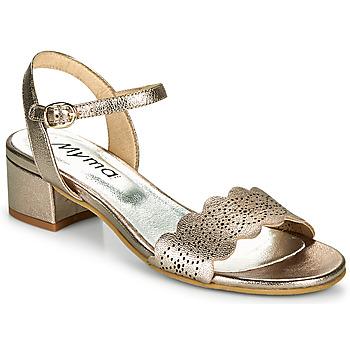 Schoenen Dames Sandalen / Open schoenen Myma POULISSADE Goud