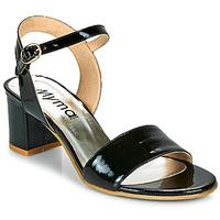 Schoenen Dames Sandalen / Open schoenen Myma POLIDAME Zwart