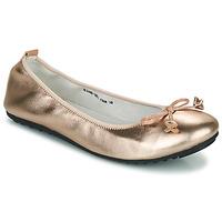 Schoenen Dames Ballerina's Mac Douglas ELIANE Roze / Goud