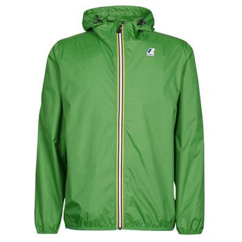 Textiel Windjacken K-Way LE VRAI CLAUDE 3.0 Groen