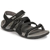 Schoenen Dames Sandalen / Open schoenen Teva ASCONA SPORT WEB Zwart