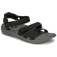 Schoenen Dames Sandalen / Open schoenen Teva SANBORN MIA Zwart