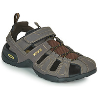 Schoenen Heren Outdoorsandalen Teva FOREBAY Brown