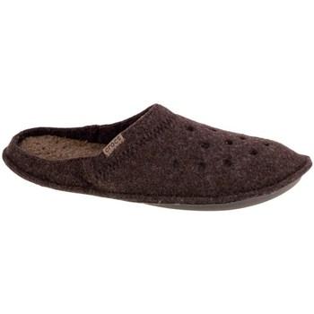 Schoenen Heren Sloffen Crocs Classic Slipper Marron