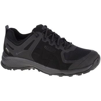 Schoenen Heren Running / trail Keen Explore WP Noir