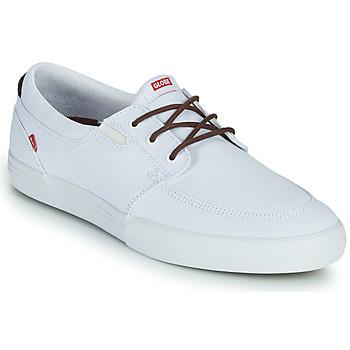 Schoenen Heren Lage sneakers Globe ATTIC Wit