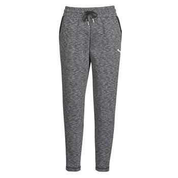 Textiel Dames Trainingsbroeken Puma Evostripe Pants Grijs / Zwart