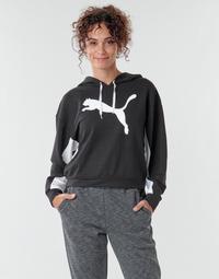 Textiel Dames Sweaters / Sweatshirts Puma Modern Sports Hoodie Zwart