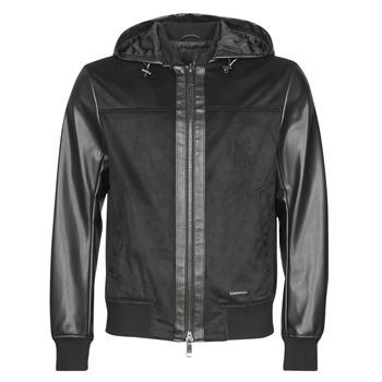 Textiel Heren Wind jackets Armani Exchange 3KZB03-ZE1AZ Zwart