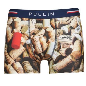 Ondergoed Heren Boxershorts Pullin MASTER LYCRA Multicolour