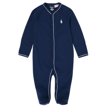Textiel Meisjes Pyjama's / nachthemden Polo Ralph Lauren LOLLA Marine