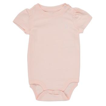 Textiel Meisjes Pyjama's / nachthemden Polo Ralph Lauren POLINE Roze