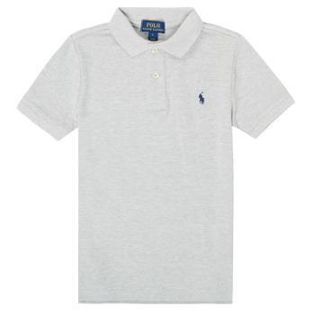 Textiel Jongens Polo's korte mouwen Polo Ralph Lauren TUSSA Grijs