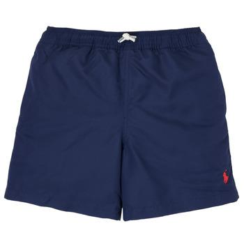 Textiel Jongens Zwembroeken/ Zwemshorts Polo Ralph Lauren SOLAL Marine