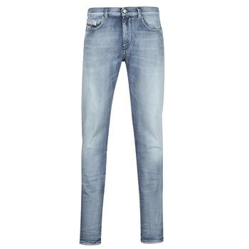 Textiel Heren Skinny jeans Diesel D-STRUKT Blauw / Clair