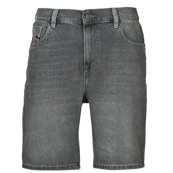 Textiel Heren Korte broeken / Bermuda's Diesel A02648-0JAXI-02 Grijs