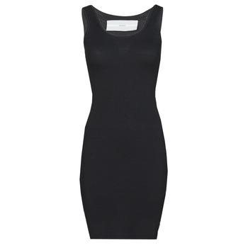 Textiel Dames Korte jurken Guess  Zwart