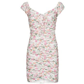 Textiel Dames Korte jurken Guess INGRID DRESS Roze / Clair