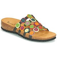 Schoenen Dames Sandalen / Open schoenen Think JULIA Rood / Groen