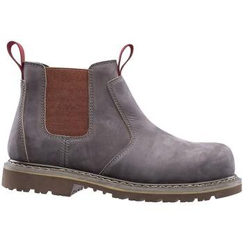 Schoenen Dames veiligheidsschoenen Amblers Safety  Grijs