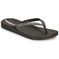 Schoenen Dames Slippers Ipanema IPANEMA ANAT LOLITA FEM Zwart