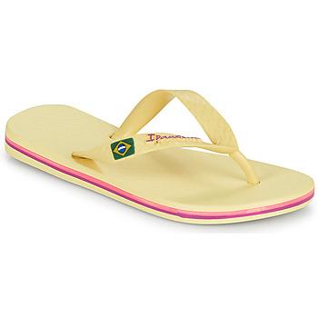 Schoenen Kinderen Slippers Ipanema IPANEMA CLAS BRASIL II KIDS Geel