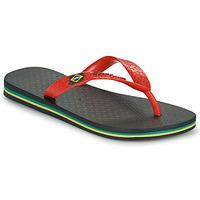 Schoenen Kinderen Slippers Ipanema IPANEMA CLAS BRASIL II KIDS Zwart / Rood
