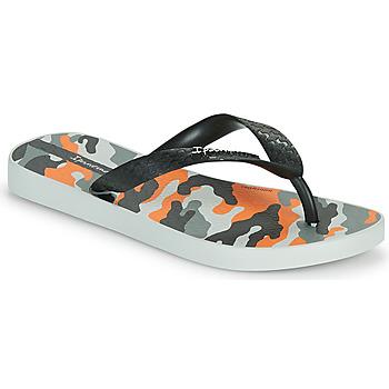 Schoenen Kinderen Slippers Ipanema IPANEMA CLASSIC IX KIDS Grijs / Zwart / Orange