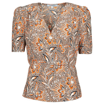 Textiel Dames Tops / Blousjes Morgan OKISS Multicolour