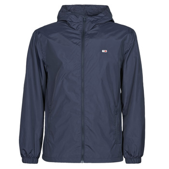 Textiel Heren Windjacken Tommy Jeans TJM PACKABLE WINDBREAKER Marine